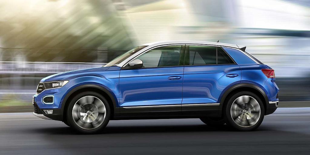 Entra nel mondo Volkswagen
